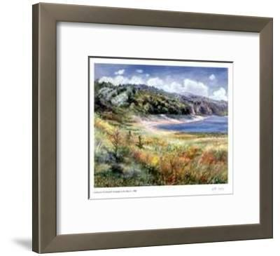 Sunlight on the Beach-Catherine Perehudoff-Framed Limited Edition