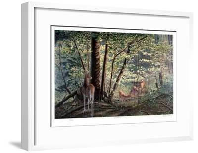 Midstream-R. V. Stanley-Framed Limited Edition