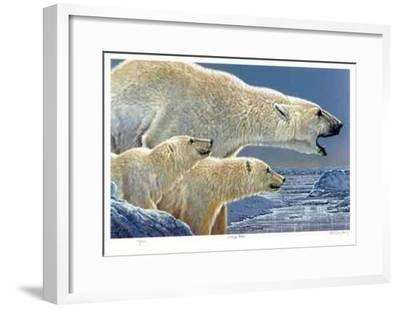 Facing North-R. V. Stanley-Framed Limited Edition