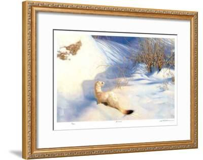 Ermine-Claudio D'Angelo-Framed Limited Edition