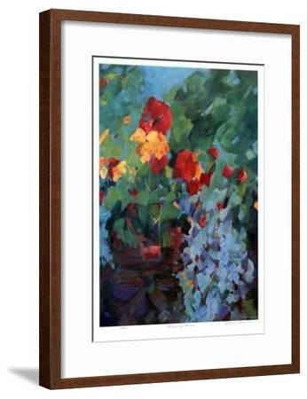 Whispering Foliage-Zora Buchanan-Framed Limited Edition
