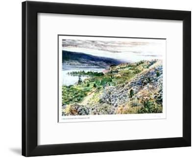 Where Orchards Grow-Catherine Perehudoff-Framed Limited Edition