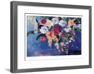 Summer Arrangement-Zora Buchanan-Framed Limited Edition