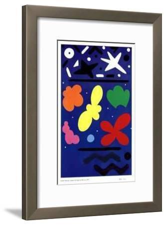 Summer Through the Window-Daniel Solomon-Framed Limited Edition