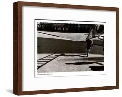 Ladder - Perou, Cuzco-Serge Clement-Framed Limited Edition