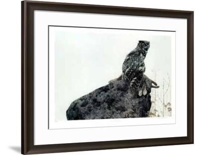 Thanksgiving-George Mclean-Framed Limited Edition