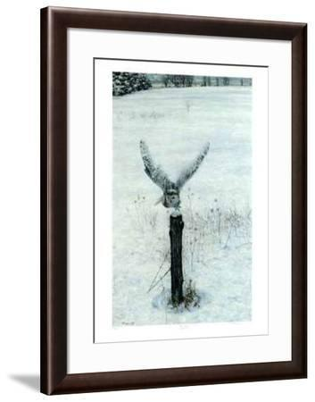 Launched-George Mclean-Framed Limited Edition