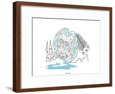 Oh, My, You--Framed Limited Edition