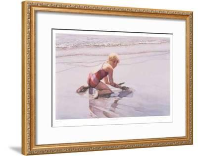 Seventh Summer--Framed Collectable Print