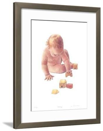 Discovery-Heather Graham-Framed Limited Edition