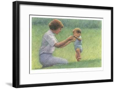First Step-Heather Graham-Framed Limited Edition