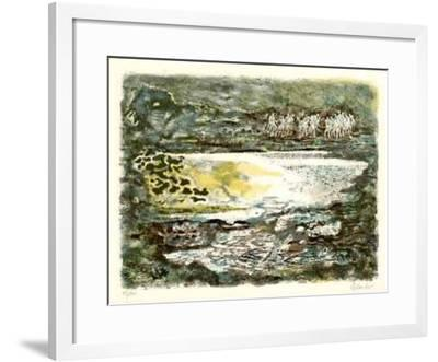Then it Came to Pass-Martin Schreiber-Framed Limited Edition