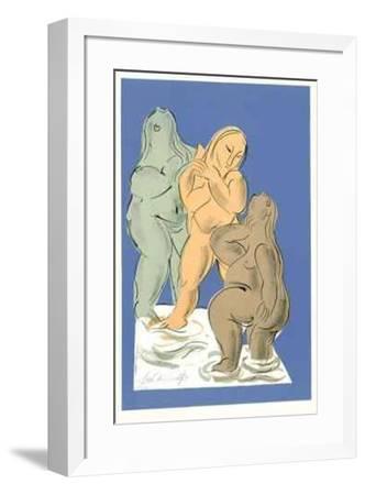 Sculpture- DeCreeft-Framed Limited Edition