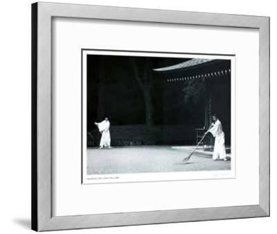 Meiji Shrine-Andr? Kert?sz-Framed Collectable Print