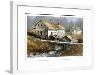 Eden Mill-John Joy-Framed Limited Edition