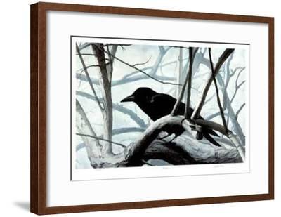 Raven-Carl Arlen-Framed Collectable Print