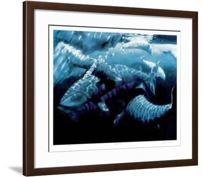 Artic Ballet-Bruce Muir-Framed Limited Edition