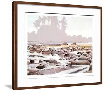 Dare Beach-Robert Genn-Framed Limited Edition