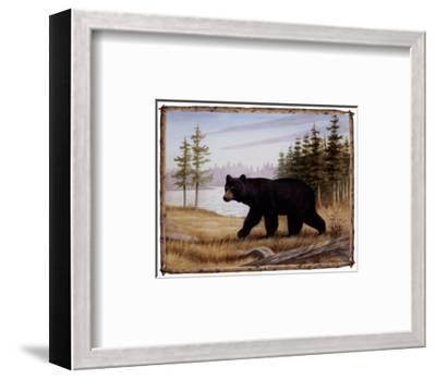 Majestic Bear--Framed Art Print