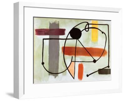 Torso-Joan Mir?-Framed Art Print
