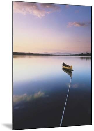 Caspian Lake, Greensboro, Vermont-Sara Gray-Mounted Art Print