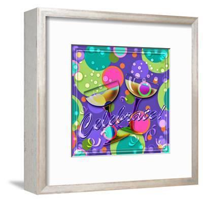 Celebrate--Framed Giclee Print