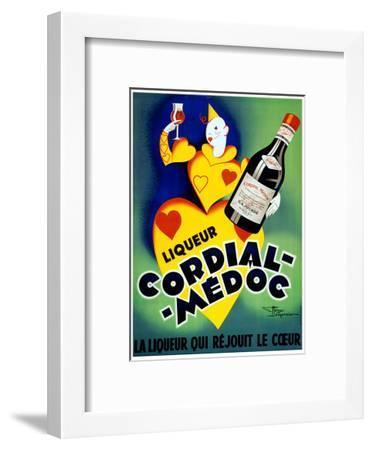 Liqueur Cordial Medoc--Framed Giclee Print