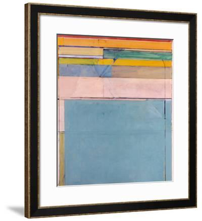 Ocean Park 116, 1979-Richard Diebenkorn-Framed Art Print
