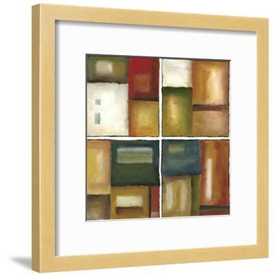 Mirrored Reflections-Chariklia Zarris-Framed Art Print