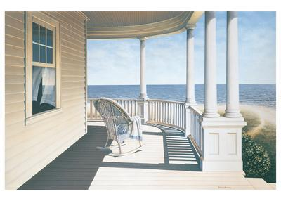 Breezy Point-Daniel Pollera-Art Print