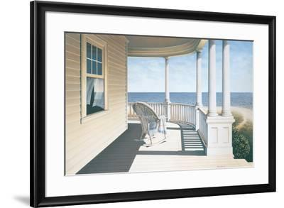 Breezy Point-Daniel Pollera-Framed Art Print