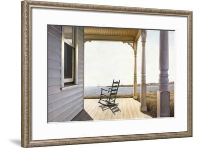 Snug Harbor-Daniel Pollera-Framed Art Print
