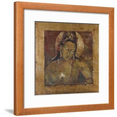 Contemplation-Jill Barton-Framed Art Print