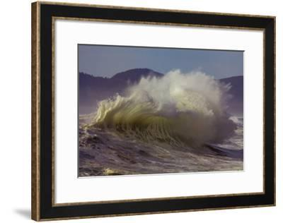 Purpose: Wave-Craig Tuttle-Framed Art Print