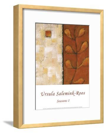 Seasons I-Ursula Salemink-Roos-Framed Art Print
