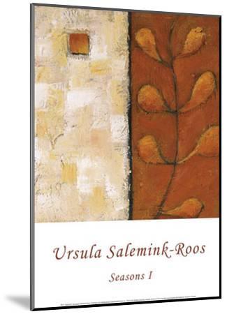 Seasons I-Ursula Salemink-Roos-Mounted Art Print