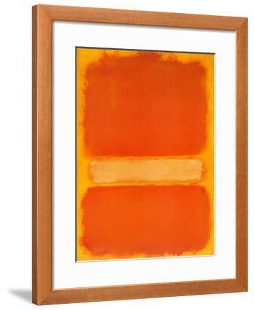 Untitled, c.1956-Mark Rothko-Framed Art Print