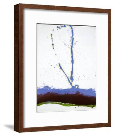 Beside the Sea No. 22, c.1962-Robert Motherwell-Framed Art Print