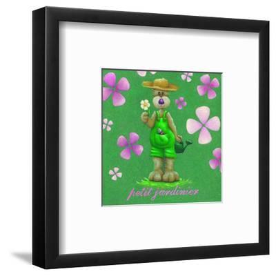 Le Petit Jardinier-Raphaele Goisque-Framed Art Print
