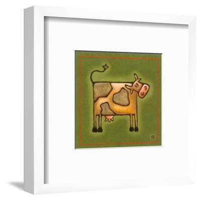 Madame la Vache-Raphaele Goisque-Framed Art Print