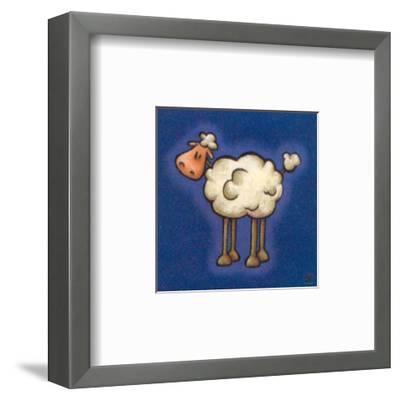 Gedeon le Mouton-Raphaele Goisque-Framed Art Print