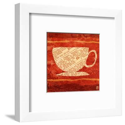 Tasse-Philippe Paput-Framed Art Print