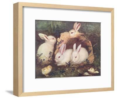 Good Morning-Ben Austrian-Framed Art Print