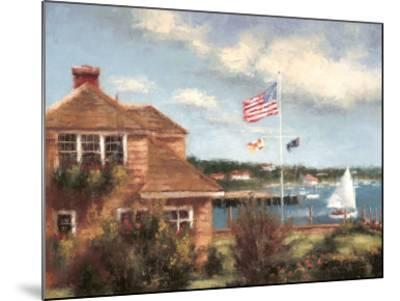 Edgartown-Todd Williams-Mounted Art Print