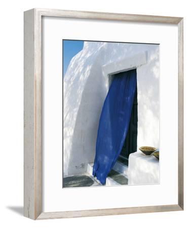 Un Jour d'Ete-B^ Touillion-Framed Art Print