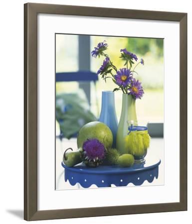 Quinces-Roland Krieg-Framed Art Print