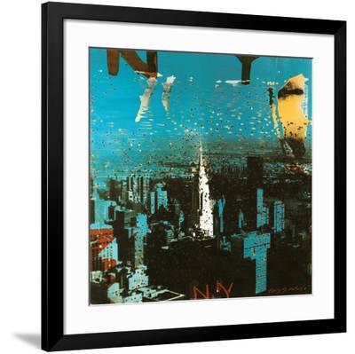 New York-Tony Soulie-Framed Art Print