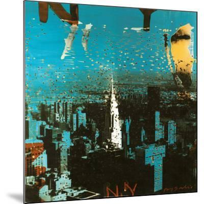 New York-Tony Soulie-Mounted Art Print