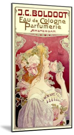 Boldoot Cologne Perfume--Mounted Giclee Print