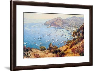 Avalon-John Comer-Framed Art Print
